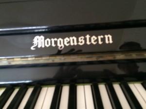 Morgen stern  ピアノ回収