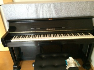 ピアノ 回収